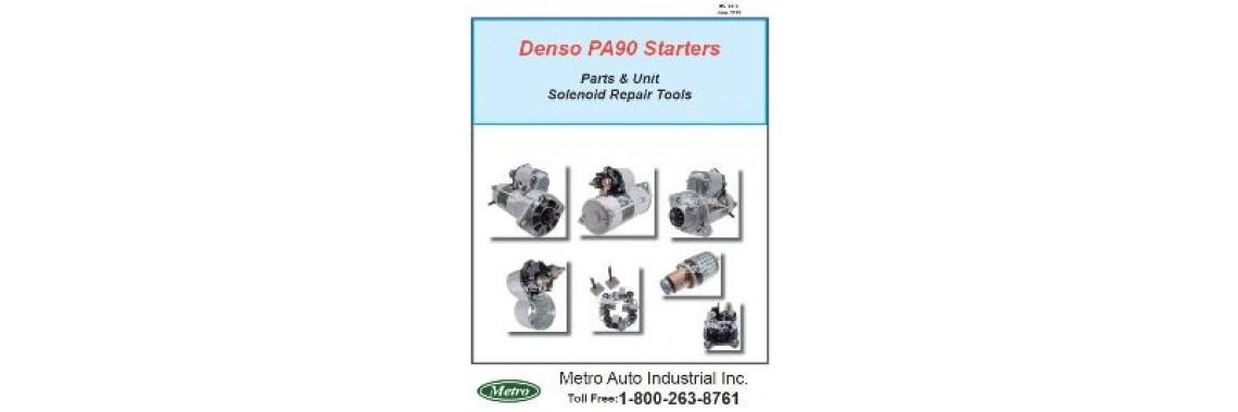 Denso PA90 Catalog