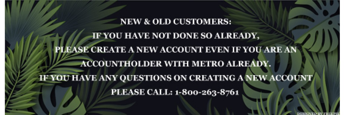 New & Old Customers